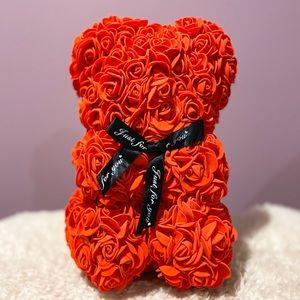 Rose Bear 🧸🎁